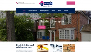 Hough & Co Launch New Website